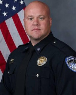 Police Officer David Charles Sherrard | Richardson Police Department, Texas