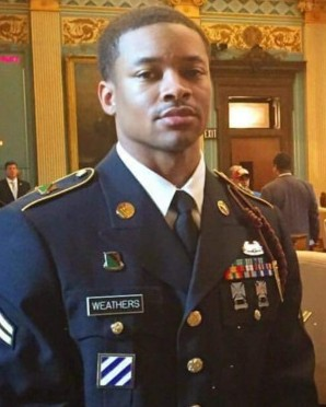 Police Officer Darren Maurice Weathers | Detroit Police Department, Michigan