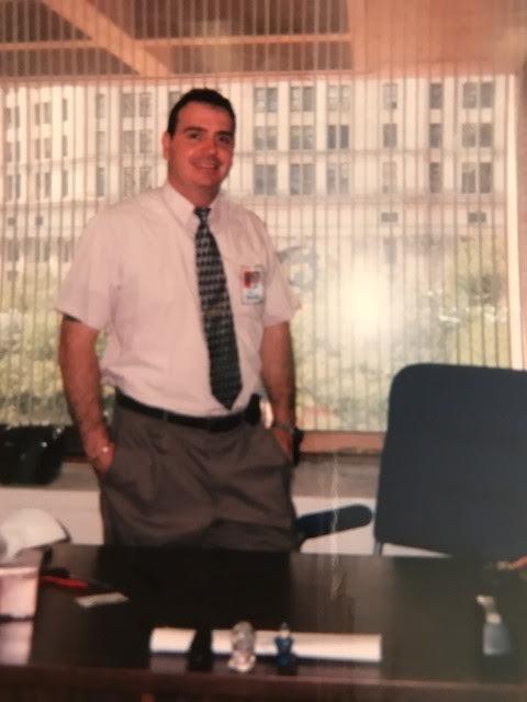 Lieutenant Jeffrey W. Francis | New York City Police Department, New York