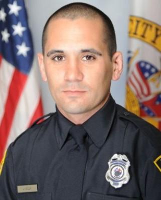 Police Officer Justin Taylor Billa