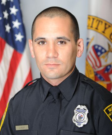 Police Officer Justin Taylor Billa | Mobile Police Department, Alabama