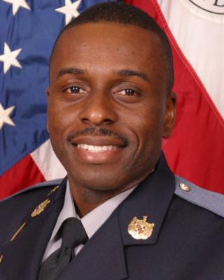 Sergeant Mujahid Ramzziddin