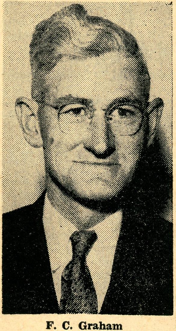 Sheriff Felix Cullman Graham | Dade County Sheriff's Office, Georgia