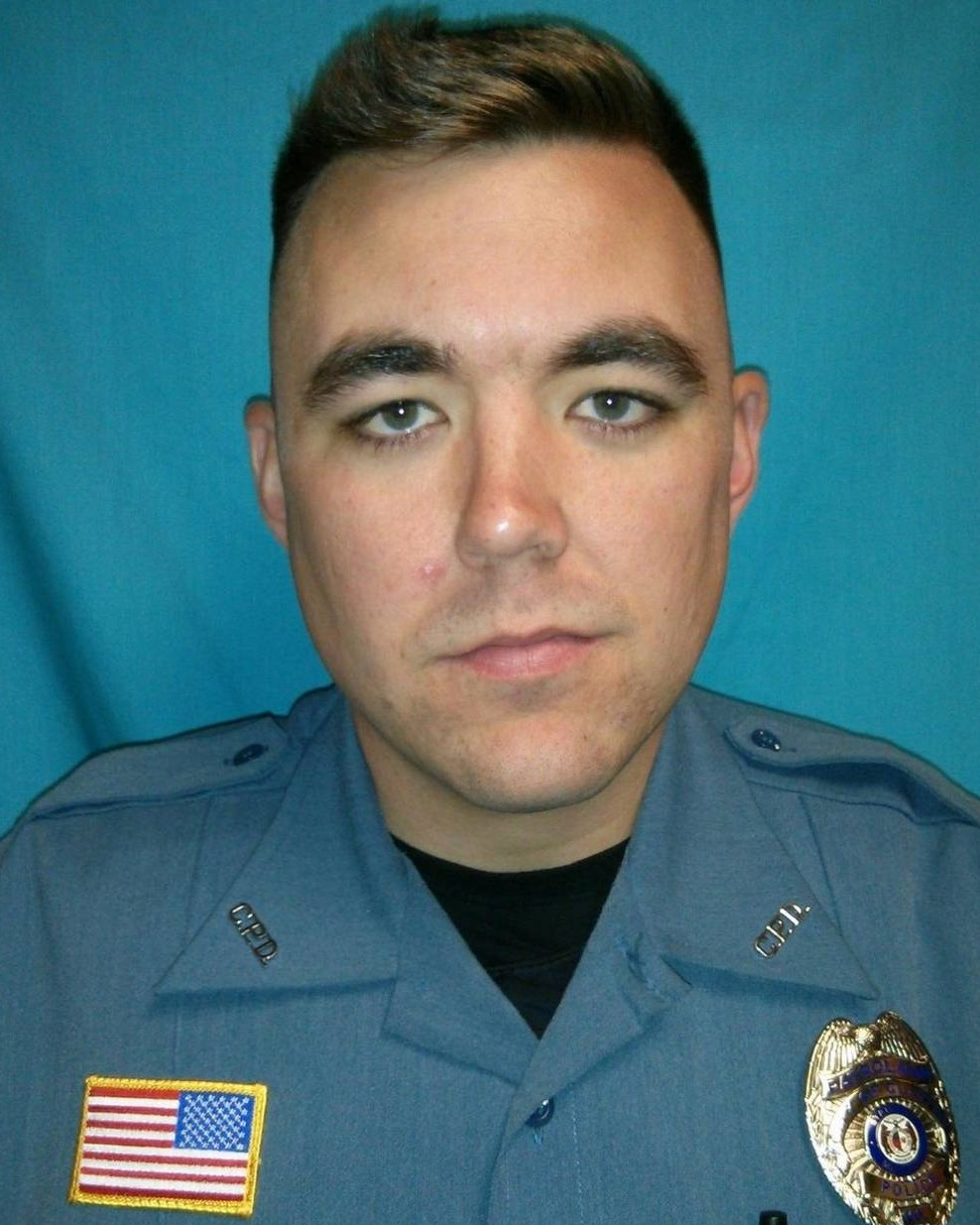 Police Officer Christopher Ryan Morton | Clinton Police Department, Missouri