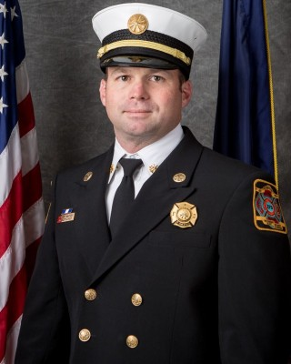 Reserve Officer Christopher Michael Lawton