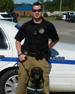 Corporal Dale Shannon Hallman | Saluda County Sheriff's Office, South Carolina