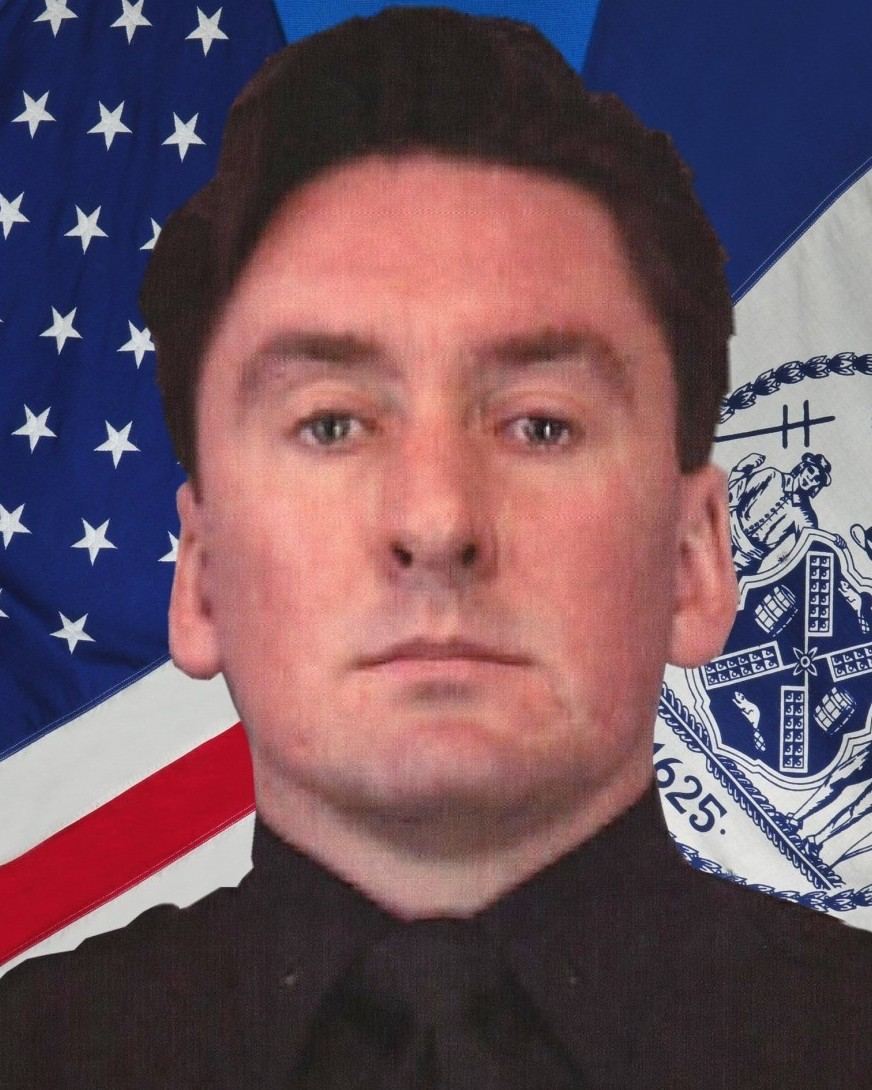 Sergeant Donald Scott Conniff | New York City Police Department, New York