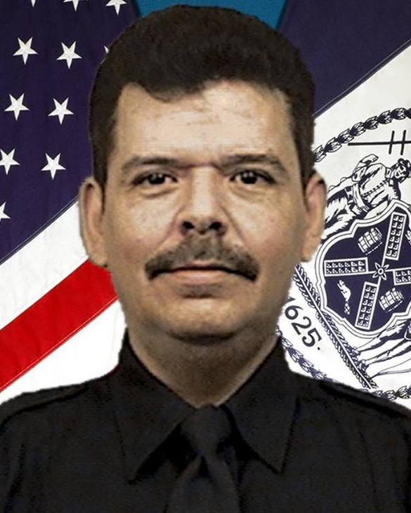 Police Officer Otto R. Espinoza | New York City Police Department, New York