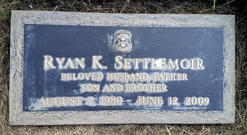 Police Officer Ryan Keith Settlemoir | Madison Heights Police Department, Michigan