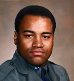 Trooper Darryl J. Burroughs, Sr.   New York State Police, New York