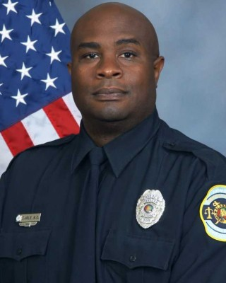 Police Officer Keith O'Neal Earle