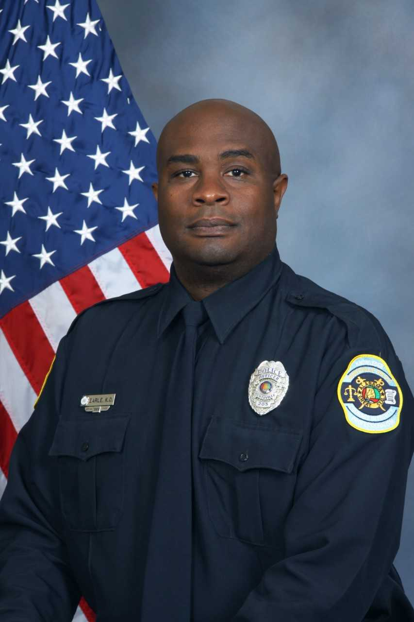 Police Officer Keith O'Neal Earle | Huntsville Police Department, Alabama