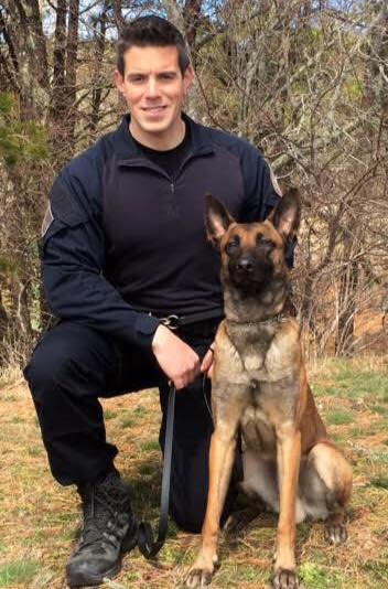 Sergeant Sean McNamee Gannon | Yarmouth Police Department, Massachusetts