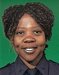 Detective Annetta G. Daniels   New York City Police Department, New York