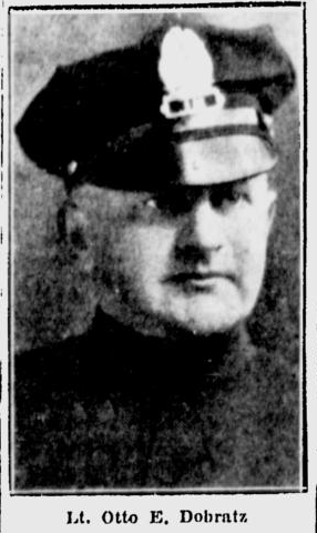 Lieutenant Otto E. Dobratz | Meriden Police Department, Connecticut