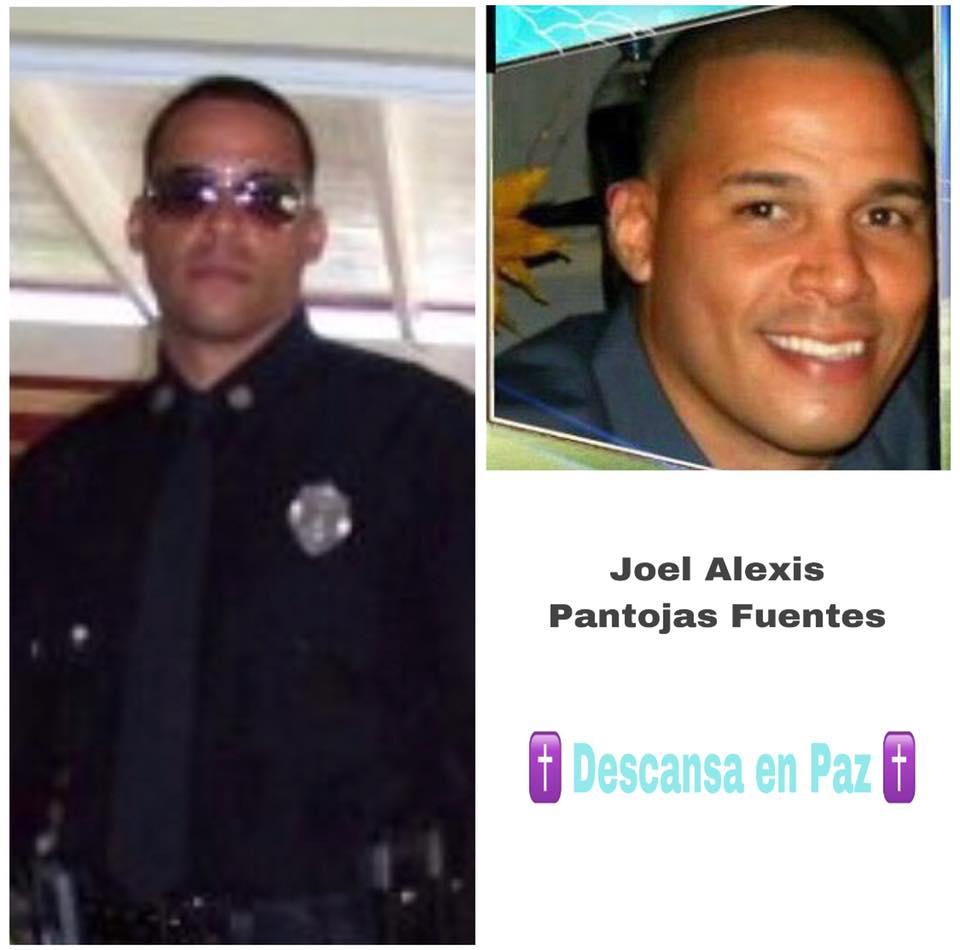 Agent Joel Alexis Pantojas-Fuente | San Juan Police Department, Puerto Rico