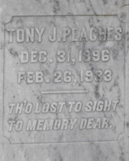 Constable Tony John Peaches | Norfolk County Constable's Office, Virginia