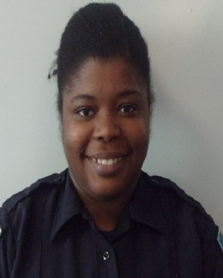 Police Officer Ayrian Michelle Williams