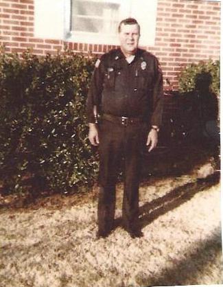 Chief of Police Ray Wilson Jones | Alamo Police Department, Tennessee
