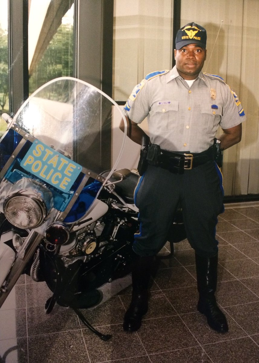 Trooper First Class Walter Greene | Connecticut State Police, Connecticut