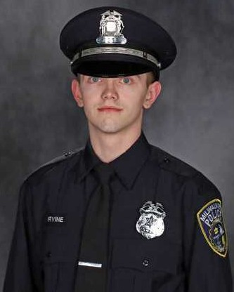 Police Officer Charles G. Irvine, Jr. | Milwaukee Police Department, Wisconsin