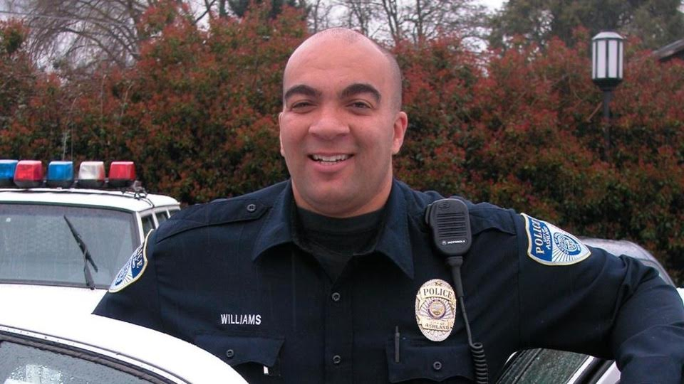 Police Officer Malcus Williams, II | Ashland Police Department, Oregon