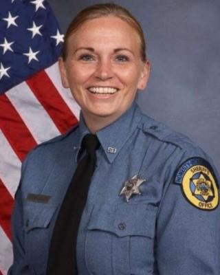 Deputy Sheriff Theresa Sue King