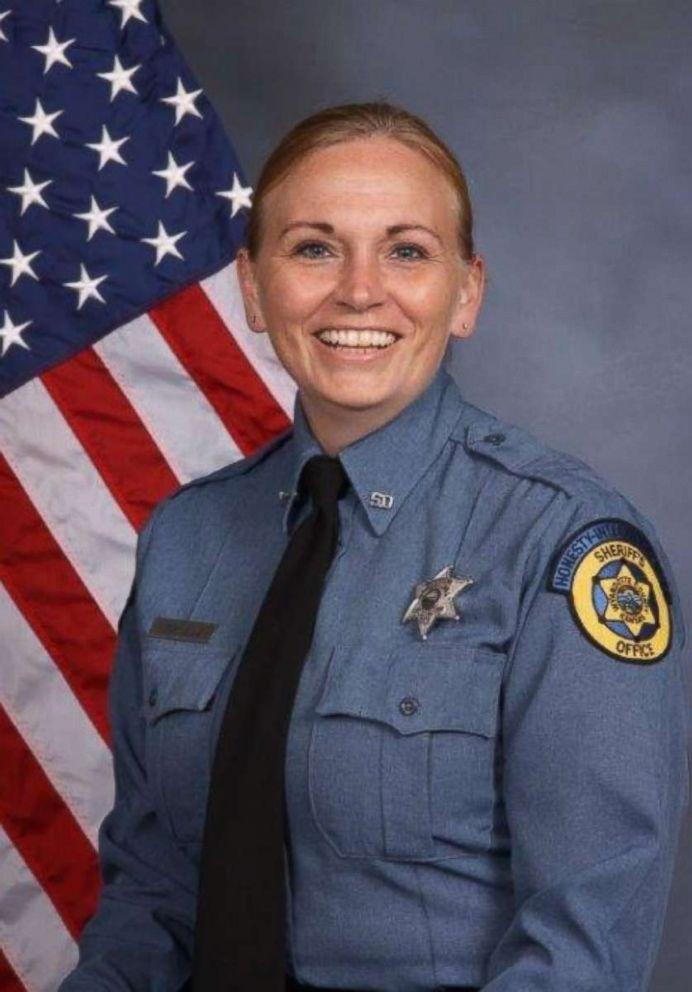 Deputy Sheriff Theresa Sue King | Wyandotte County Sheriff's Office, Kansas