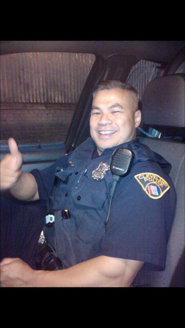 Police Officer Vu X. Nguyen | Cleveland Division of Police, Ohio