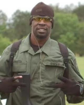 Agent Cadet Immanuel James Washington