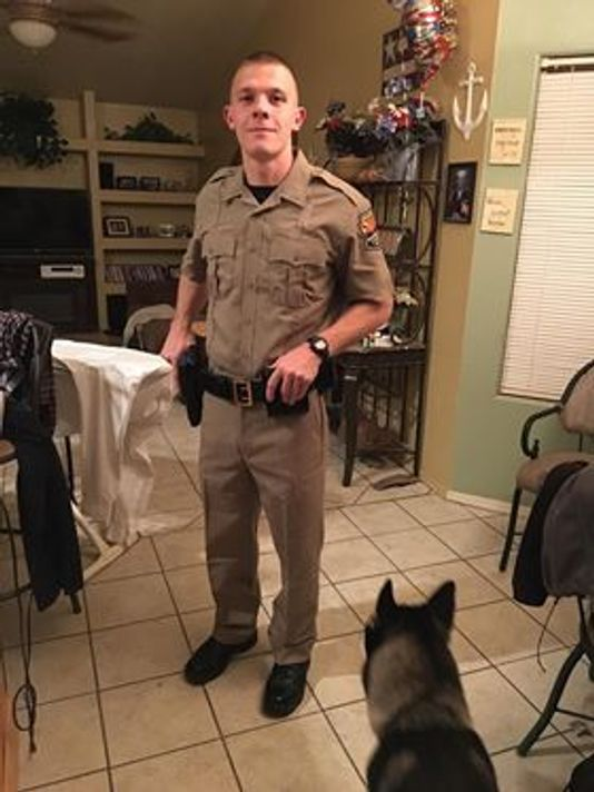 Trooper Tyler James Edenhofer | Arizona Department of Public Safety, Arizona