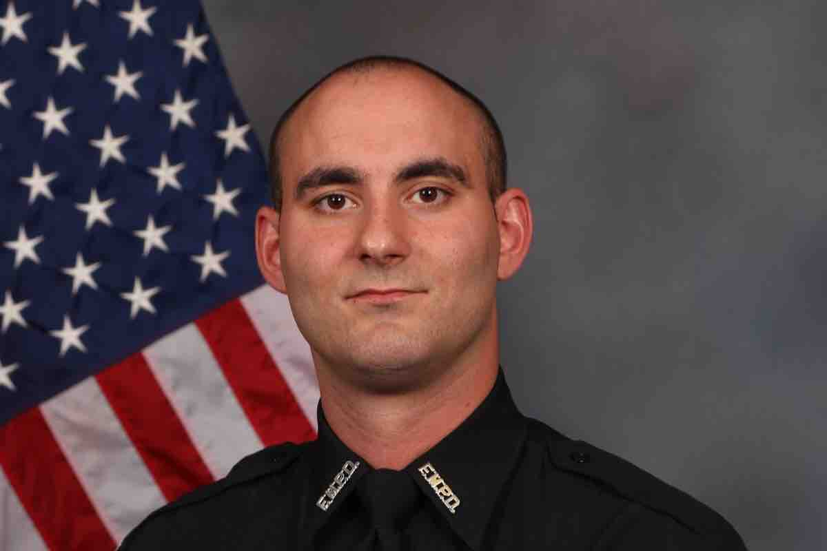 Police Officer Adam Edward Jobbers-Miller | Fort Myers Police Department, Florida