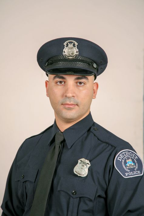 Police Officer Fadi Mukhlis Shukur | Detroit Police Department, Michigan