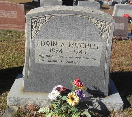 Deputy Sheriff Edwin A. Mitchell | Winston County Sheriff's Office, Mississippi