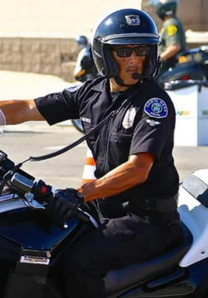 Police Officer Oscar Adrian Reyes | Costa Mesa Police Department, California