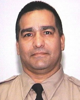 Corrections Officer Armando Gallegos