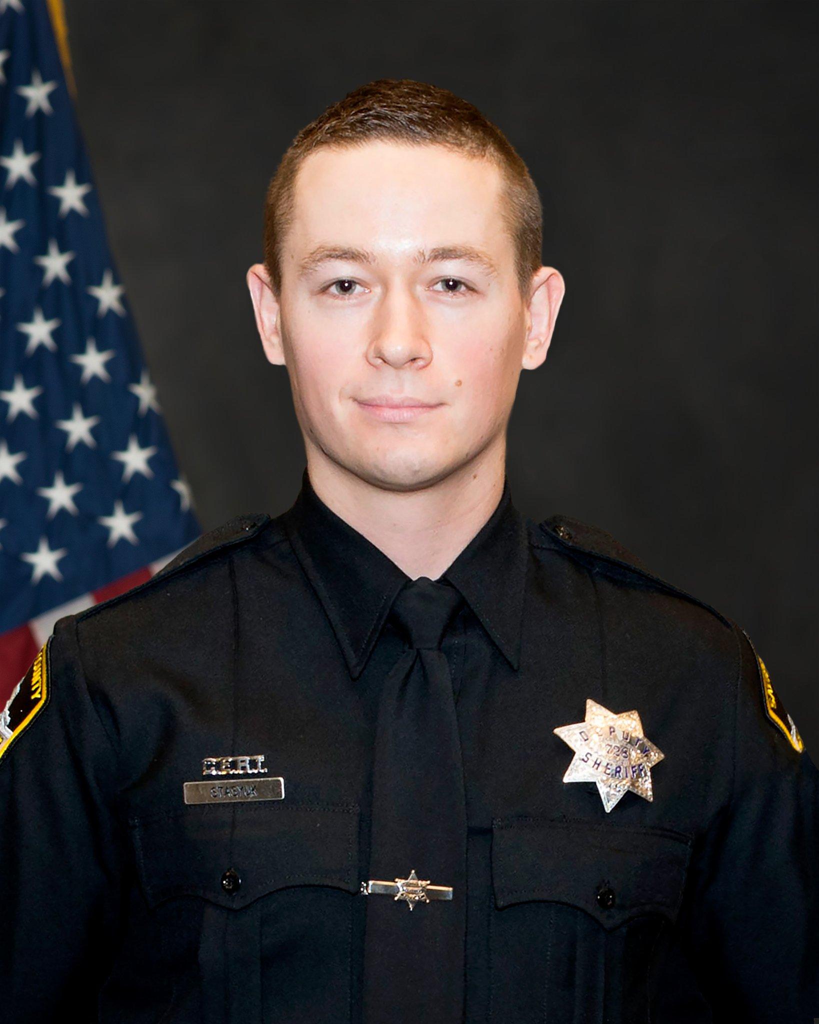 Deputy Sheriff Mark V. Stasyuk | Sacramento County Sheriff's Department, California