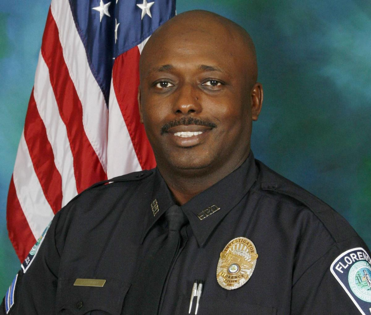 Sergeant Terrence Felipe Carraway | Florence Police Department, South Carolina
