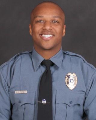 Police Officer Antwan DeArvis Toney
