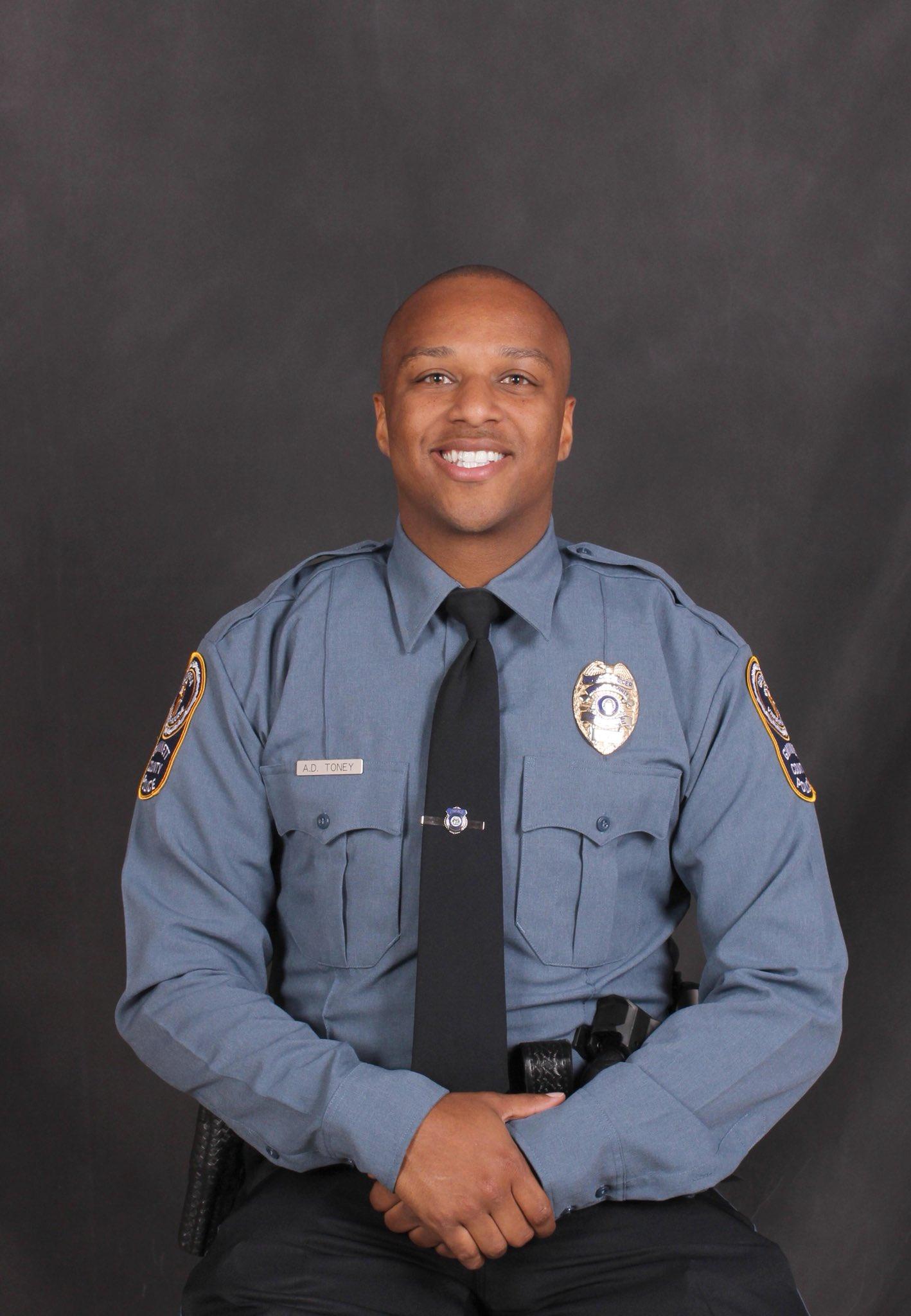 Police Officer Antwan DeArvis Toney | Gwinnett County Police Department, Georgia