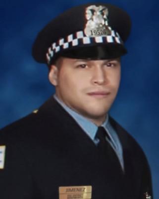 Police Officer Samuel Jimenez