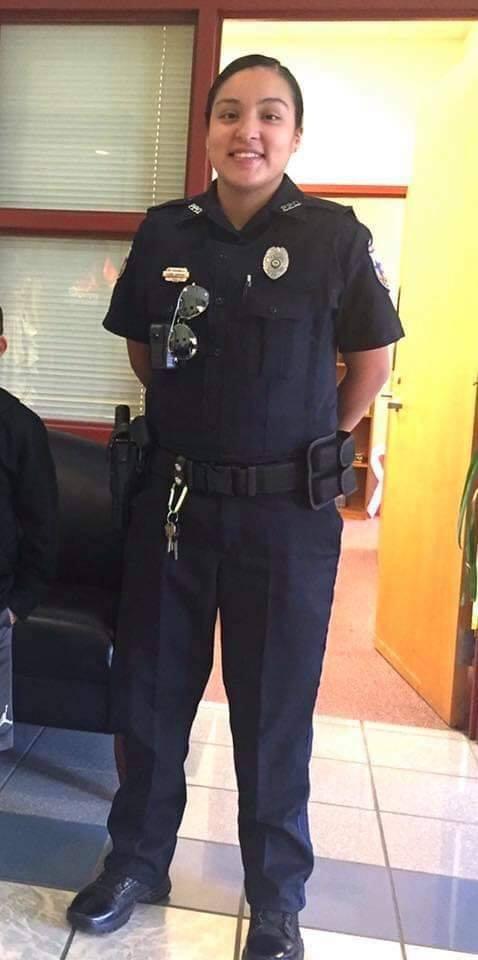 Police Officer Leann Simpson | Philadelphia Police Department, Mississippi