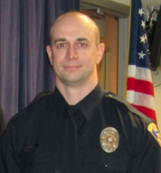 Police Officer David Romrell | South Salt Lake Police Department, Utah
