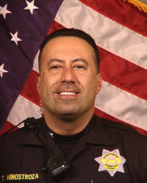 Deputy Sheriff Antonio Hinostroza | Stanislaus County Sheriff's Department, California