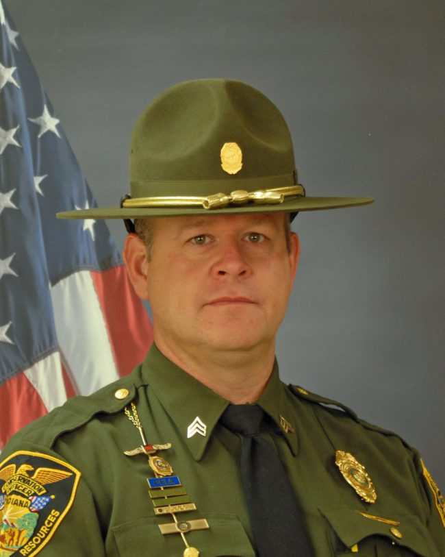 Sergeant Edward Ronald Bollman | Indiana Department of Natural Resources, Indiana