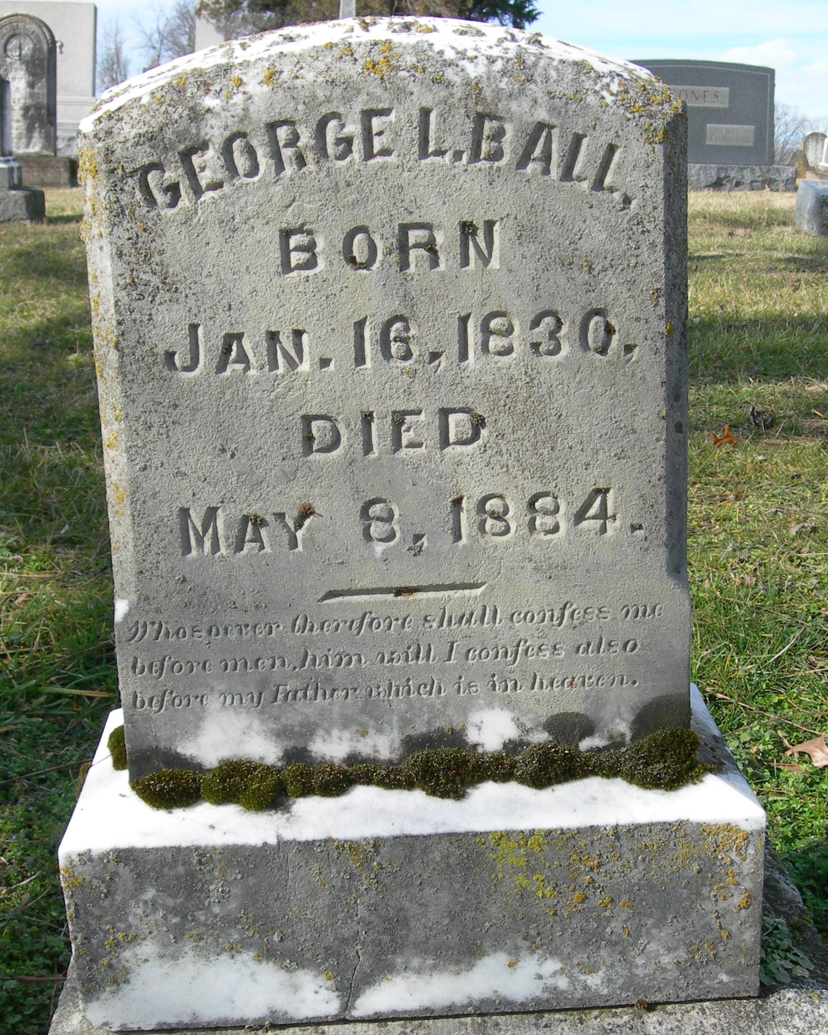 Guard George L. Ball | Kentucky Department of Corrections, Kentucky