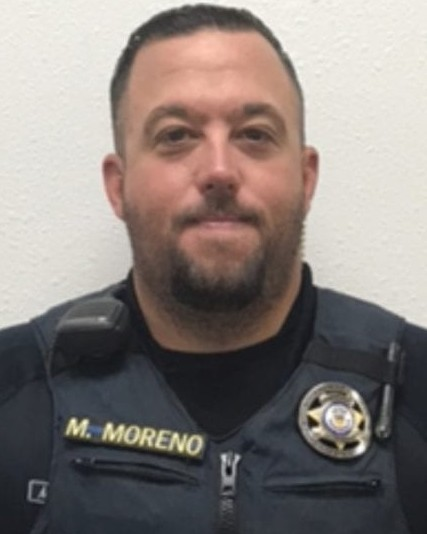 Sergeant Matthew Troy Moreno | Las Animas County Sheriff's Office, Colorado