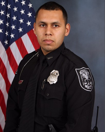 Police Officer Edgar Isidro Flores | DeKalb County Police Department, Georgia