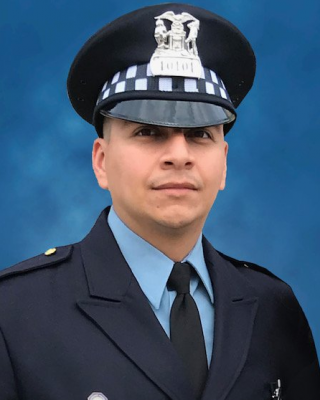 Police Officer Eduardo Marmolejo