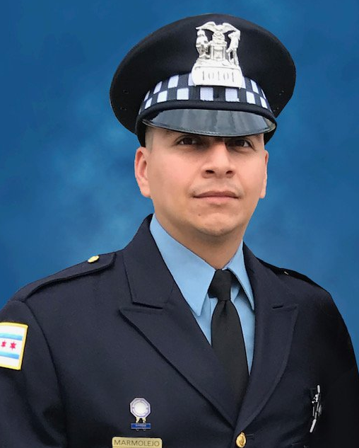 Police Officer Eduardo Marmolejo | Chicago Police Department, Illinois
